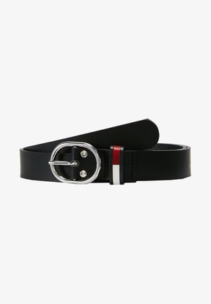 FLAG INLAY BELT - Riem - black