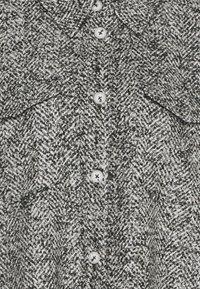someday. - NIEKE BOUCLÉ - Lehká bunda - slate grey melange - 2