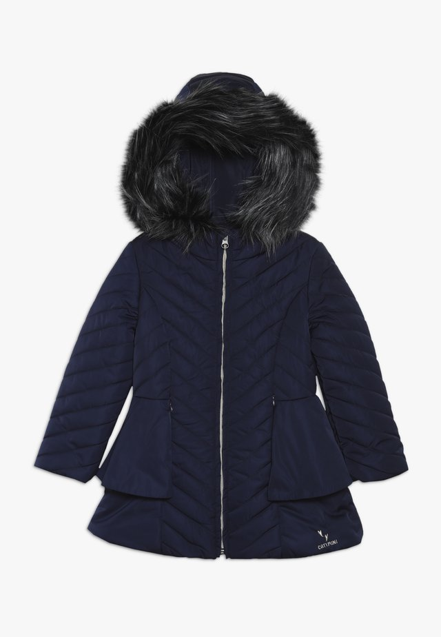 MANTEAU - Winterjacke - dark blue