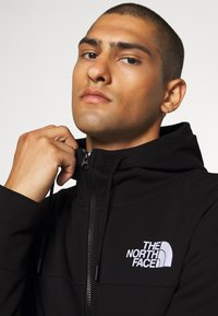 The North Face - FULL ZIP HOODIE - Sweatjakke /Træningstrøjer - black - 3