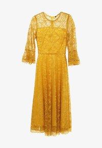 Madam-T - Cocktail dress / Party dress - gelb - 7