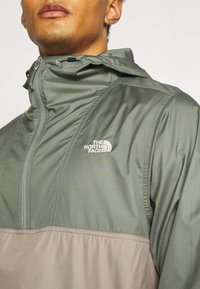 The North Face - CYCLONE ANORAK - Outdoor jacket - olive/grey - 4