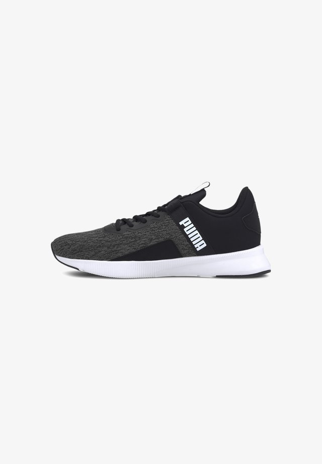 Chaussures de running neutres - puma black-puma white