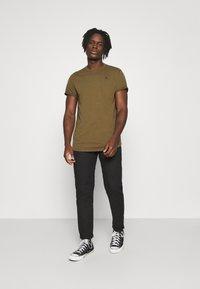 G-Star - LASH - Basic T-shirt - wild olive - 1