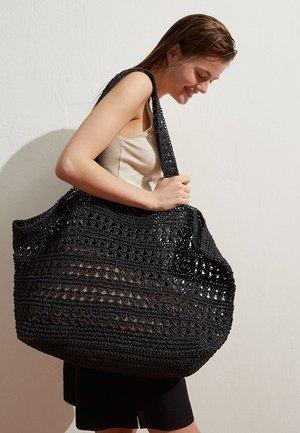 OPENWORK  - Tote bag - black
