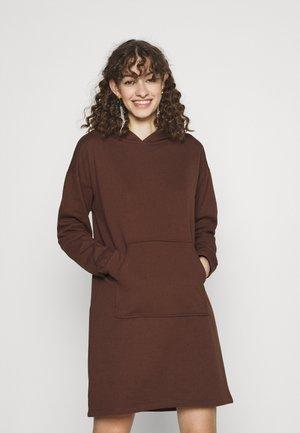VIRUST DRESS - Robe d'été - chocolate fondant
