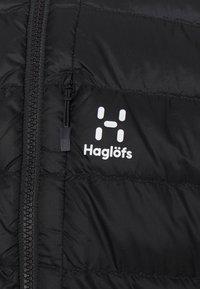 Haglöfs - ROC - Down jacket - true black - 6