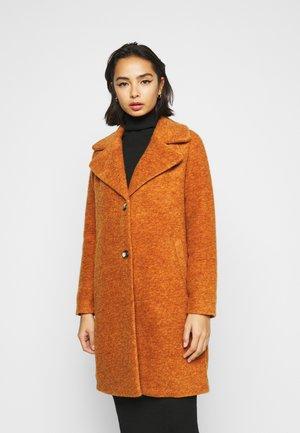 ONLVICKI LIFE COAT - Zimní kabát - pumpkin spice