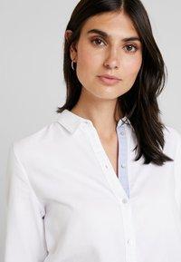 Esprit - SOFT OXFORD - Button-down blouse - white - 4