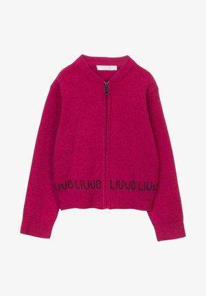 JACQUARD  - Cardigan - pink