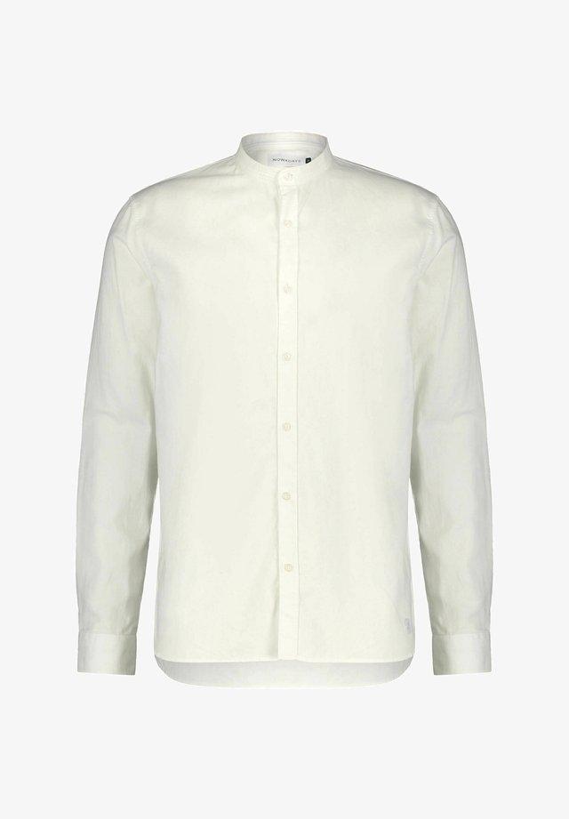 OXFORD GRANDDAD  - Shirt - weiss