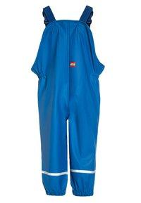 LEGO Wear - DUPLO POWER  - Rain trousers - blue - 1