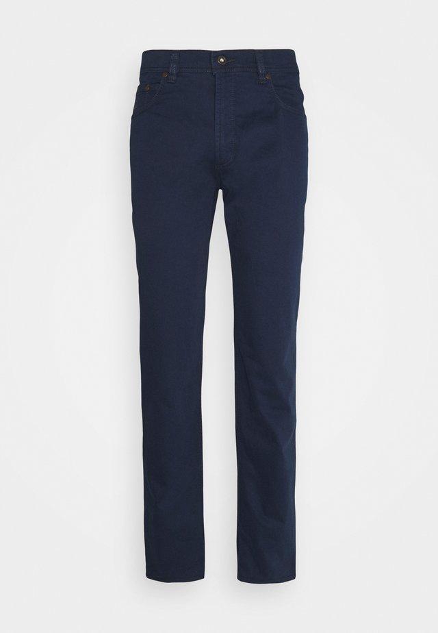 NEVADA - Spodnie materiałowe - blue
