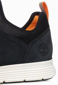 Timberland - KILLINGTON - Sneakers basse - black - 4