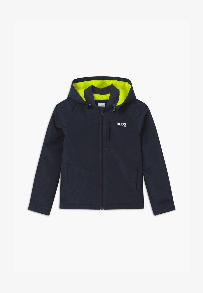 BOSS Kidswear - Winter jacket - navy