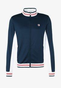 Fila - OLE FUNCTIONAL - Sportovní bunda - peacot blue - 5