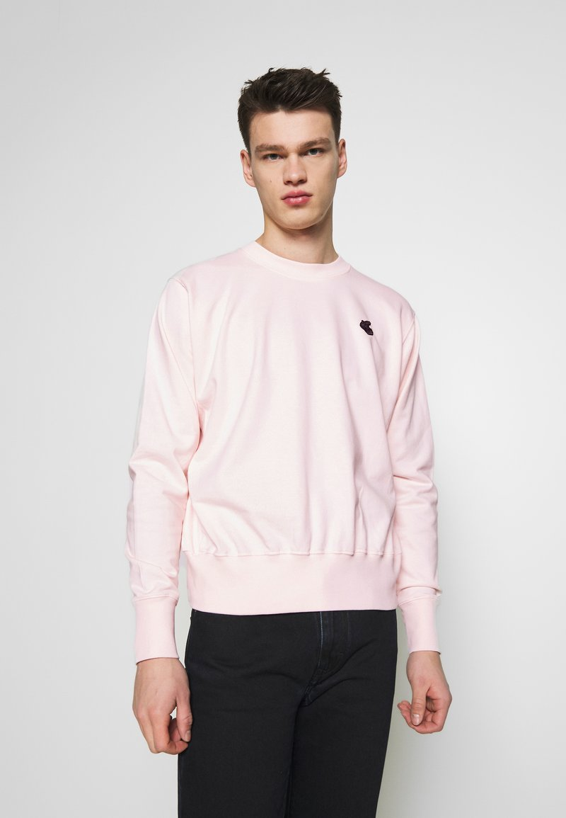 Vivienne Westwood Anglomania - ARM CUTLASS - Sweatshirt - pink