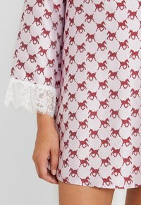 Sister Jane - FOAL RUFFLE MINI DRESS - Shirt dress - pink - 6