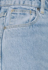 Abrand Jeans - HIGH & WIDE - Jean droit - light blue denim - 2