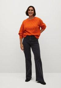 Violeta by Mango - ORANGE - Jumper - orange - 1