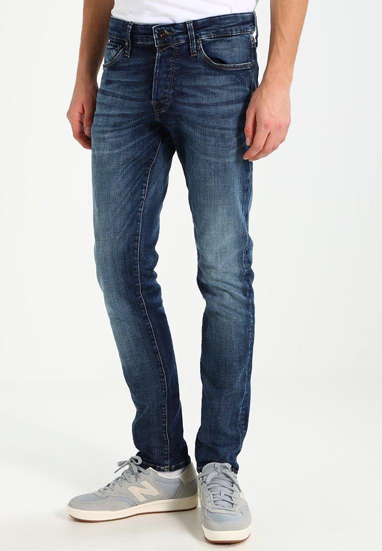 Jack & Jones - JJIGLENN JJICON - Slim fit jeans - blue denim