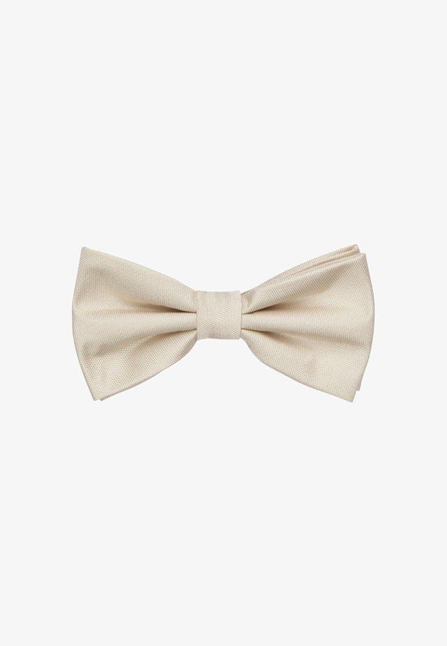 SCHWARZE ROSE - Bow tie - beige