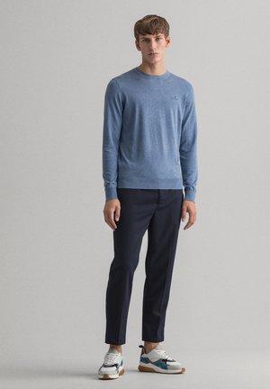 Sweatshirt - denim blue melange