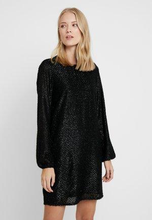 VMISOLDA SHORT DRESS TALL - Vestito elegante - black