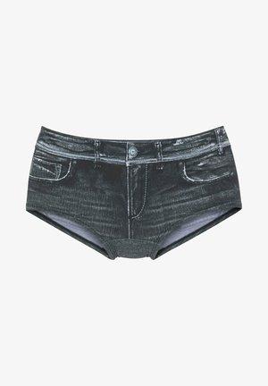 Bikini bottoms - schwarz