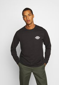 Dickies - WARPED - Long sleeved top - black - 0