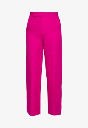POSIA - Trousers - fuchsia