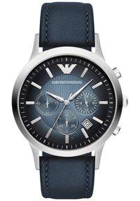 Emporio Armani - Chronograph watch - blue - 0
