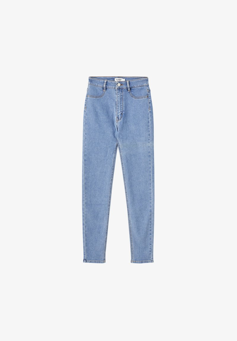 PULL&BEAR Jeans Skinny Fit - royal blue/royal vj9QTk