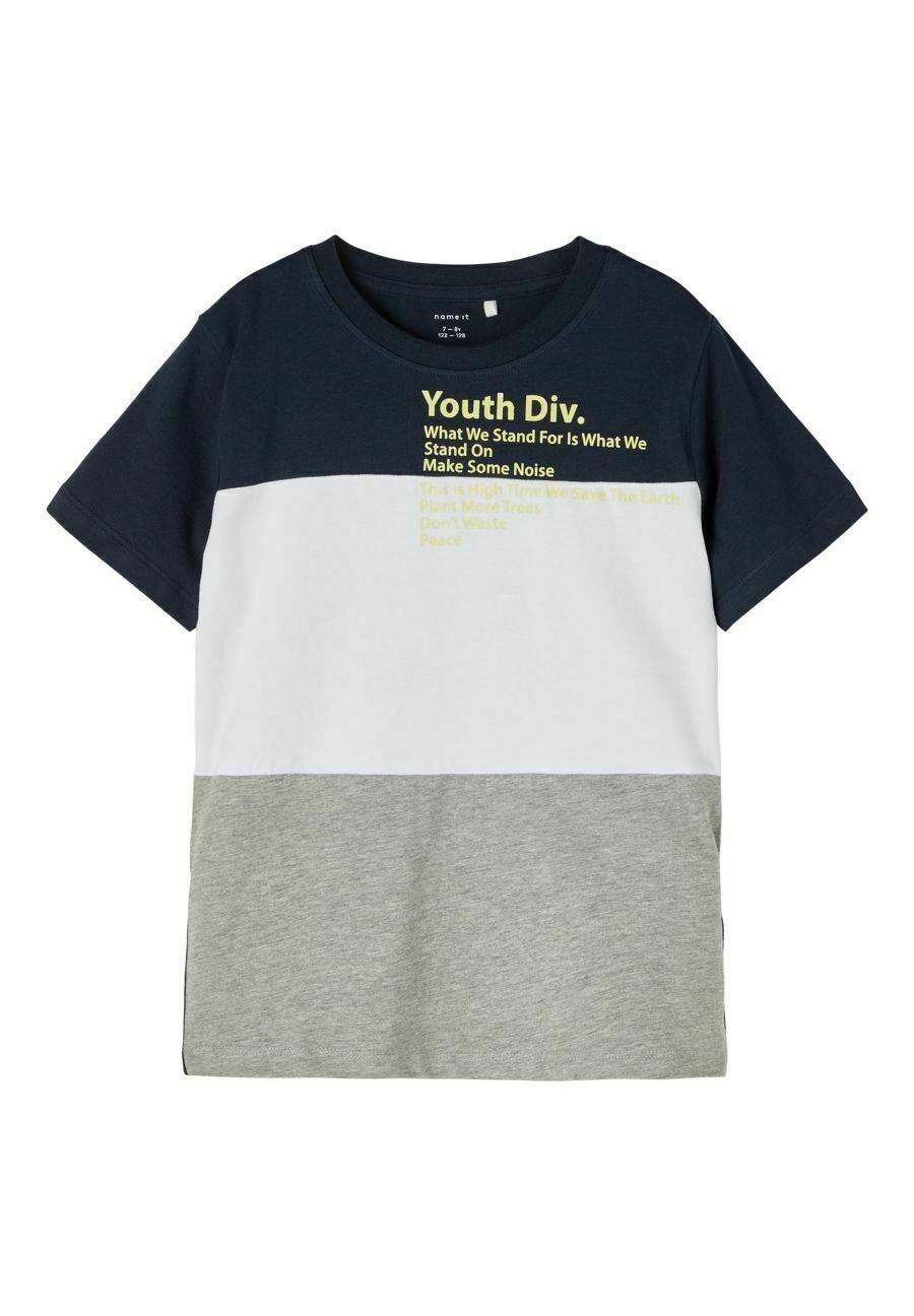 Kinder NKMDOGAN - T-Shirt print