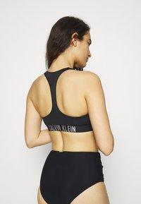 Calvin Klein Underwear - INTENSE POWER BRALETTE - Alustoppi - black - 2