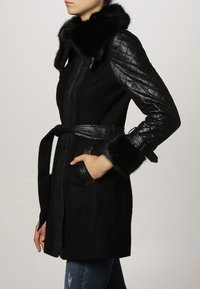 Morgan - Cappotto corto - noir - 2