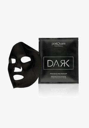 SKIN CARE DETOX BLACK MASK RENOVAGE (20ML) - Face mask - -