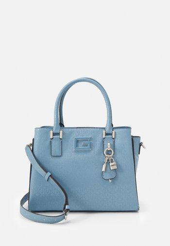BLANE GIRLFRIEND SATCHEL - Handbag - blue