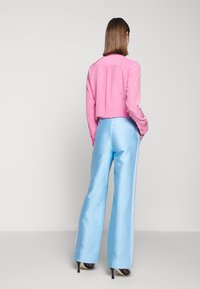 DESIGNERS REMIX - HAILEY FLARE - Trousers - sky blue - 2