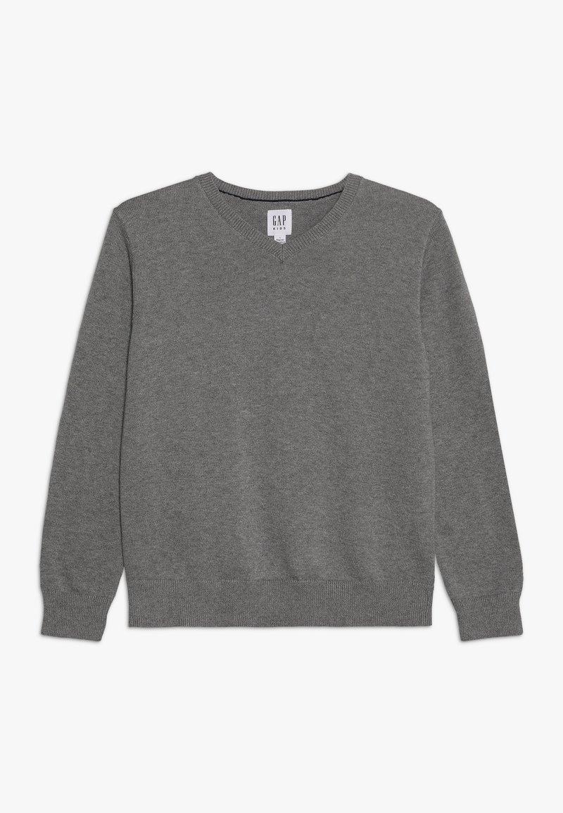 GAP - BOYS UNIFORM - Strickpullover - charcoal grey