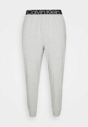 LOUNGE JOGGER - Pyjamahousut/-shortsit - grey