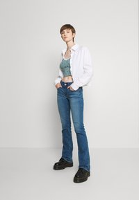 BDG Urban Outfitters - TRIM CAMI - Top - stormy sea - 1
