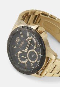 HUGO - SPORT - Montre - gold-coloured/black - 3