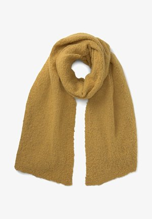 Scarf - indian spice yellow