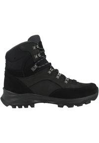 Hanwag - BANKS  - Hiking shoes - black/asphalt - 3