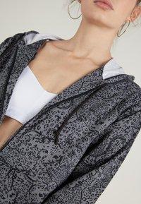 Tezenis - Zip-up hoodie - grau - 2