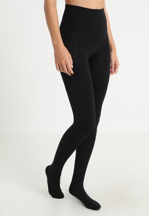 SHAPER TIGHT - Tights - black