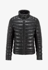 BOSS - Leather jacket - black - 5