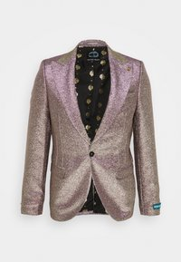 Twisted Tailor - CHIC SUIT - Kostym - iridescent rose/gold - 1