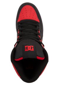 DC Shoes - PURE - Skate shoes - fiery red/white/black - 2